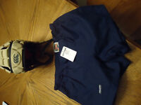 Rugby Shorts and Helmet Brand New