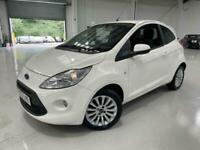 2013 Ford Ka 1.2 Zetec (s/s) 3dr