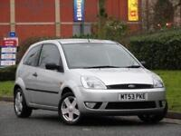 Ford Fiesta 1.4 Ltd Edn 2003.5 Flame +14 SERVICE STAMPS + WARRANTY