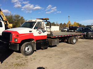 Gmc 6500 Tow Truck (159 Kms)