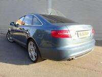 GOOD AND BAD CREDIT CAR FINANCE AVAILABLE AUDI A6 3.0 TDI QUATTRO S LINE AUTO