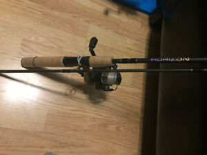Fishing Rods and Reels  - various prices