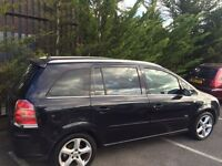 2007 VAUXHALL ZAFIRA 1.8 SRI 7 SEATER FULL MOT *SALE*