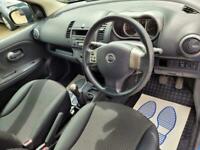 2007 Nissan Note 1.4 16v SE 5dr Hatchback Petrol Manual