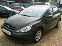 Peugeot 307 1.6 16v ( a/c ) 2003 Rapier Hatch/back