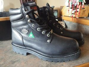 Harley Davidson Riding/Work Mens Boots New!