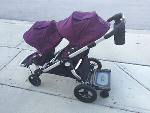Baby Jogger City Select (Double) with Glider Board