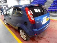 Ford Fiesta 1.4 2008MY Zetec Climate