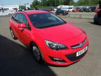 2013 Vauxhall Astra Exclusiv 1.3CDTi 16v ecoFLEX 1 Owner 5 Door Diesel Estate