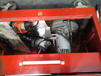 TOOLS/CHEST BRENTWOOD-  GOOD STARTER SET $650