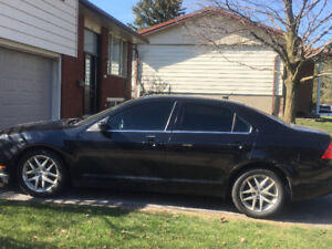 FOR SALE: Black Ford Fusion