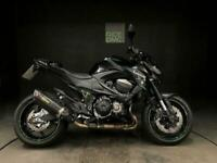 KAWASAKI Z800 AEF. FULL POWER. 2015. FSH. 5100 MILES. MANY EXTRAS. AKRAPOVIC