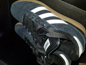 Adidas Busenitz Skateboard Shoes SIze 7.5 Mens Black