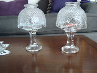NEW-PARTYLITE CANDLE HOLDERS