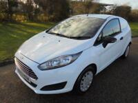 2013 63 FORD FIESTA 1.6TDCI ECONETIC 1 OWNER FSH USED ONLY AS A CAR VERY CLEAN