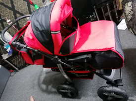 Baby pram pushchair 3in1