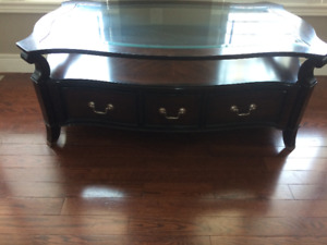 Used Coffee Table & Two (2) End Tables