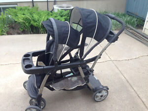 Graco Sit 'N Stand double stroller