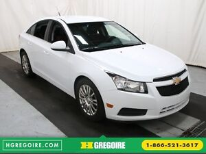 2012 Chevrolet Cruze ECO TURBO A/C GR ELECT MAGS