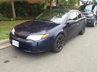 2007 Saturn ION Ion Supercharged Coupe