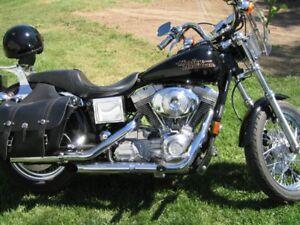 1999 Harley Davidson Dyna Super Glide