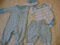 Boy 3mo Lot  with 2 NWT sets