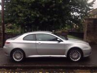 Alfa Romeo GT 2.0 JTS**Full Years MOT**Service History