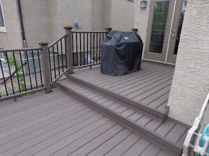 DECK, FENCE, & DOCK MATERIALS - SUPPLY &/OR INSTALL