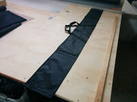 Soft black transport bag for tripod projection screen of 210cm Longueuil / South Shore Greater Montréal Preview