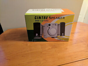 2.1 Stereo PC Speakers