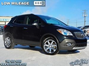 2016 Buick Encore Leather  - Leather Seat -  Heated Seat