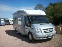 Hymer T652CL - Ford Transit 2.2 TDCi