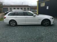 2017 BMW 5 Series 520d Luxury 5dr Step Auto ESTATE Diesel Automatic