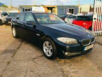 2012 BMW 5 Series 520d EfficientDynamics 4dr SALOON Diesel Manual