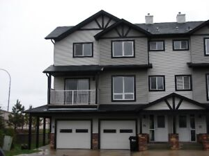 3 BEDROOM TOWNHOUSE WITH  ATTACHED GARAGE FEB/2018 OR MOVE