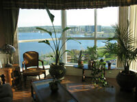 waterfront condo $1600-1800 based on selected plan