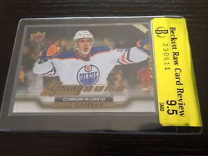 LOOK >>  CONNOR MCDAVID Hockey Cards.