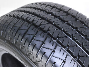 2 ALMOST NEW FIRESTONE FR 710 SUMMER 205 55 16 ALL SEASON TIRE
