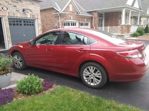 2010 Mazda Mazda6 GS Sedan - Excellent condition with snow tires