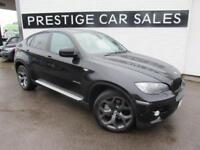 2011 BMW X6 3.0 40d xDrive 5dr Diesel black Automatic