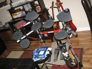 Yamaha Electronic Drum Set Campbell River Comox Valley Area image 2
