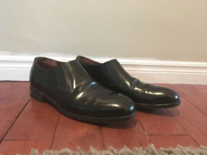 Leather Dack Mens Dress Shoes
