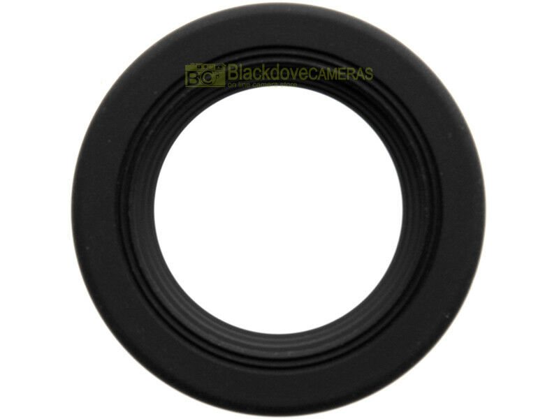 Nikon DK-17c oculare con correzione diottrica +2 diottrie. Paraocchio ORIGINALE.