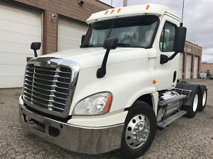 2012 Cascadia highway daycab with cummins 10 speed