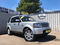 Land Rover Discovery 4 3.0SD V6 ( 255bhp ) auto 2013MY GS