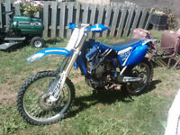 YAMAHA YZ450F FOUR STROKE IN GREAT CONDITION 2500