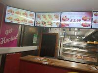 Chicken shop fpr quick sale