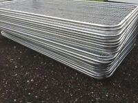 New Heras Style Security Fencing Panels