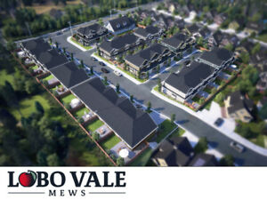 Lobo Vale Mews - Langford's Newest Townhouse Development!