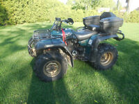 YAMAHA BIG BEAR 350 4X4 2000